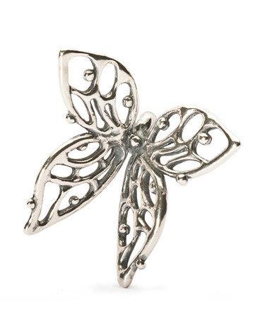 TAGPE-00005 Trollbeads Grote vlinder