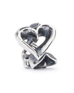 TAGBE-10040 Trollbeads Overvloedige harten