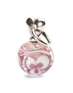 TAGBE-00024 Trollbeads Valentijnsliefde paars